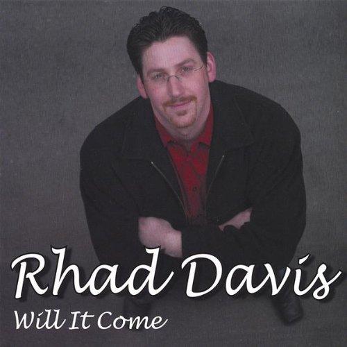 Davis, Rhad - Will It Come CD  NEW
