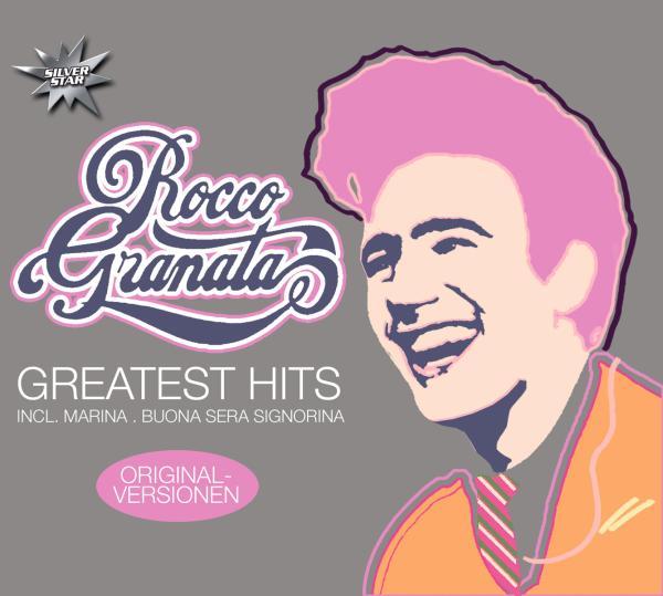 Rocco Granata - Greatest Hits CD Zyx NEW