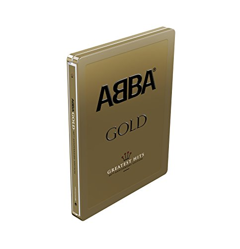 abba - gold (40th anniversary limited edition) 3cd 2014 mp3