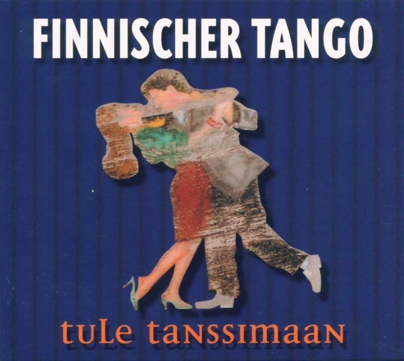 Various -Finnischer Tango-Tule Tanssimaan -Trikont / Indigo CD  Grooves.land/Playthek