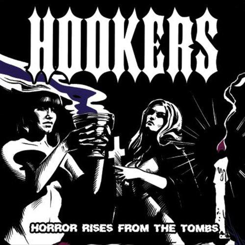 Hookers - Horror Rises From The.. Vinyl LP Mvd NEW