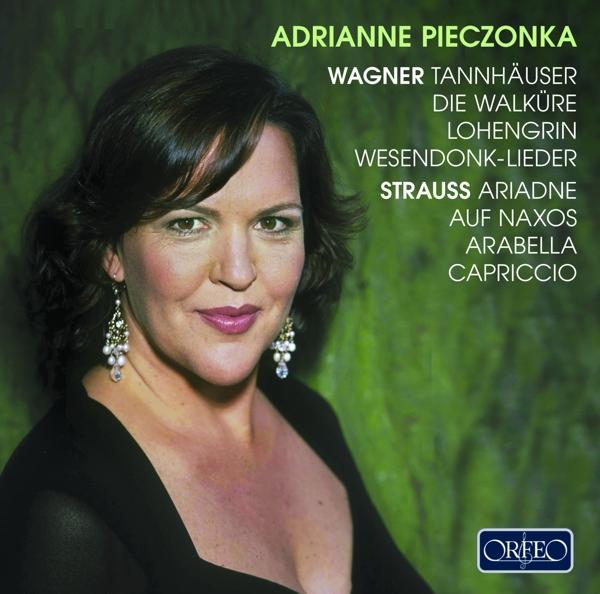 Pieczonka/ Schirmer/ MRO - Oper:Ariadne/Arabella/Tannhäuser/Walküre/+ CD Or NEW