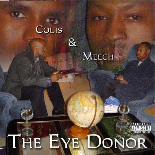 Colis - Eye Donor CD  NEW