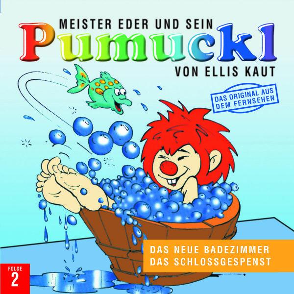 Pumuckl 02 Das Neue Badezimmer Das Schlossgespenst