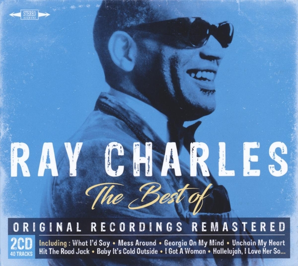 Ray Charles - The Best Of - Wagram CD Grooves Inc