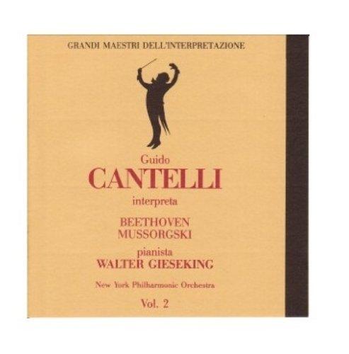 BEETHOVEN L. VAN - Klavierkonzert 5/Bilder einer Ausstellung CD Stradivariu NEU