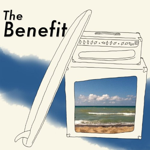 Benefit - Bring Me The Beach CD  NEW