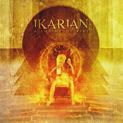 Ikarian - Shrine Of Fire CD  NEW
