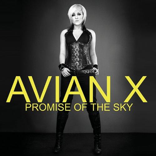 Avian X - Promise Of The Sky (cdr) CD  NEW