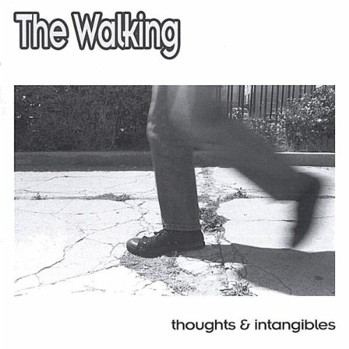 Walking - Thoughts and Intangibles CD  NEW