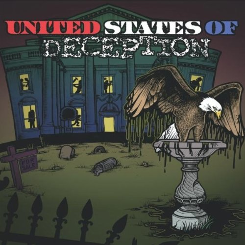 United States Of Deception / Various - CD NEW
