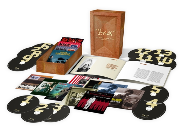 Brick The Songs Of Ben Folds   Boxset