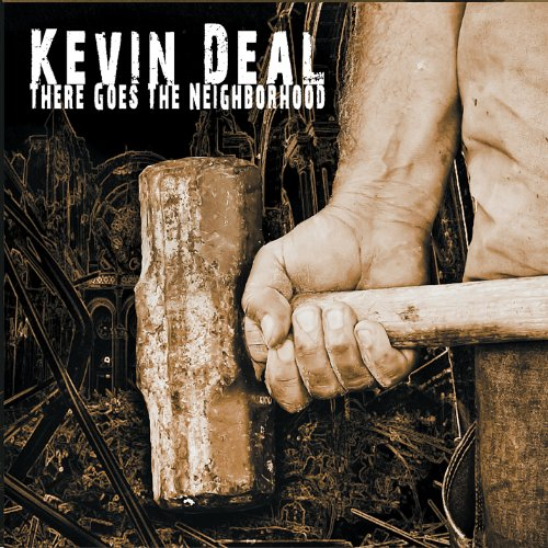 Kevin Deal - There Goes The.. CD  NEW
