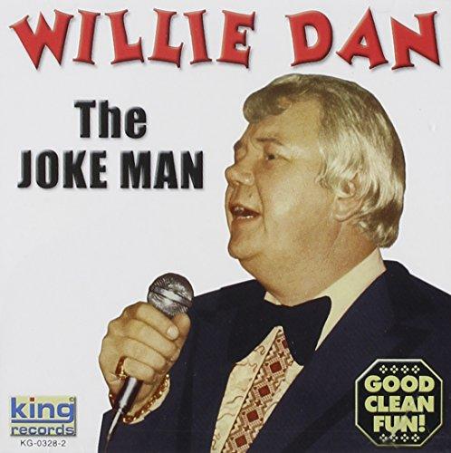 Dan Willie - Joke Man CD  NEW