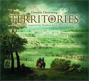 Downing, Dennis - Territories CD  NEW