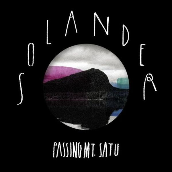 Solander - Passing Mt.Satu CD A Tenderversion Recording NEW