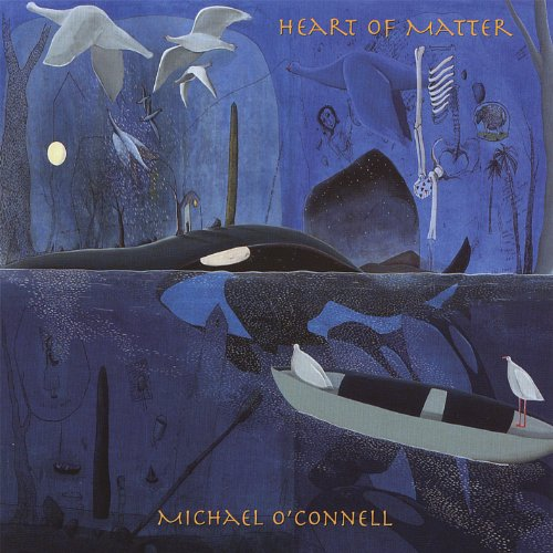 O connell, michael - Heart Of Matter CD  NEW