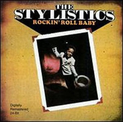 Stylistics - Rockin Roll Baby CD  NEU