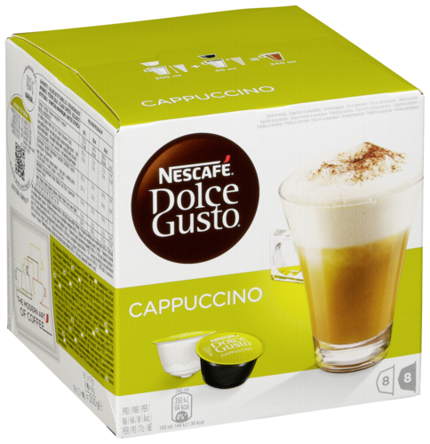 how to make a latte macchiato dolce gusto