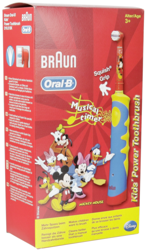 braun hardware electronic oral b advancepower kids 950tx elektrische. Black Bedroom Furniture Sets. Home Design Ideas