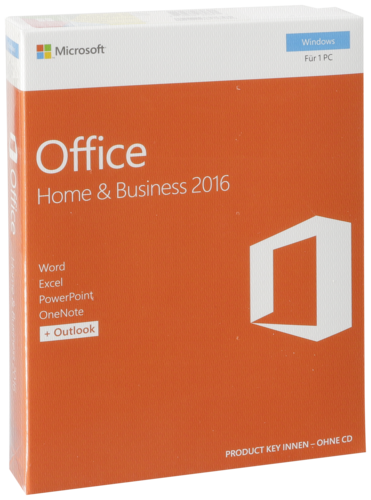 1 Microsoft W25 30 Go To Bing: Office 2016 Home & Business