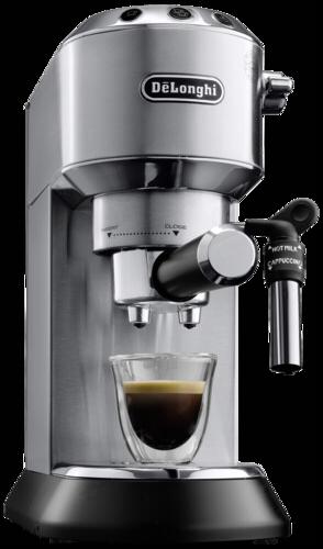 delonghi ec685 bk dedica style siebtr ger espressomaschine schwarz delonghi hardware. Black Bedroom Furniture Sets. Home Design Ideas