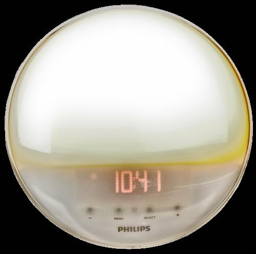 philips hf3520 01 wake up light mit radio sonnenlicht wecker philips hardware electronic. Black Bedroom Furniture Sets. Home Design Ideas