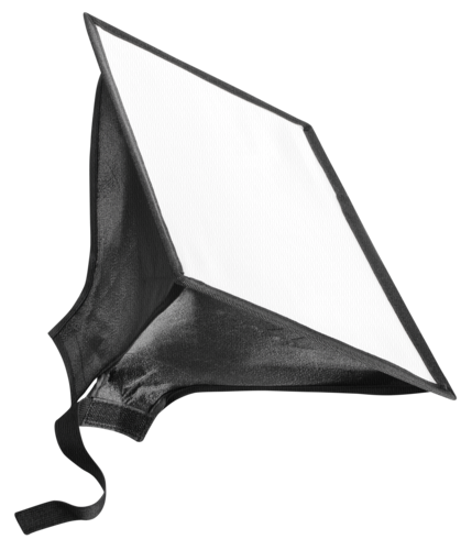 Walimex Softbox 20x30cm per sistema Flash NUOVO
