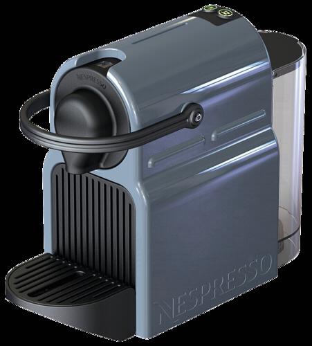 krups xn1004 inissia nespresso kapselautomat blau. Black Bedroom Furniture Sets. Home Design Ideas