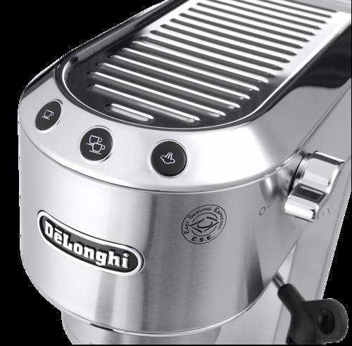 espressomaschine delonghi espresso siebtr ger ec 680 m delonghi hardware electronic grooves inc. Black Bedroom Furniture Sets. Home Design Ideas