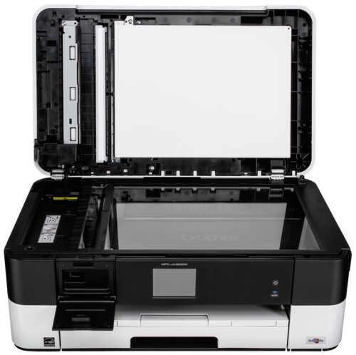 4 brother mfc j4420dw tintenstrahl multifunktionsger t a3 in 1 drucker kopierer scanner. Black Bedroom Furniture Sets. Home Design Ideas
