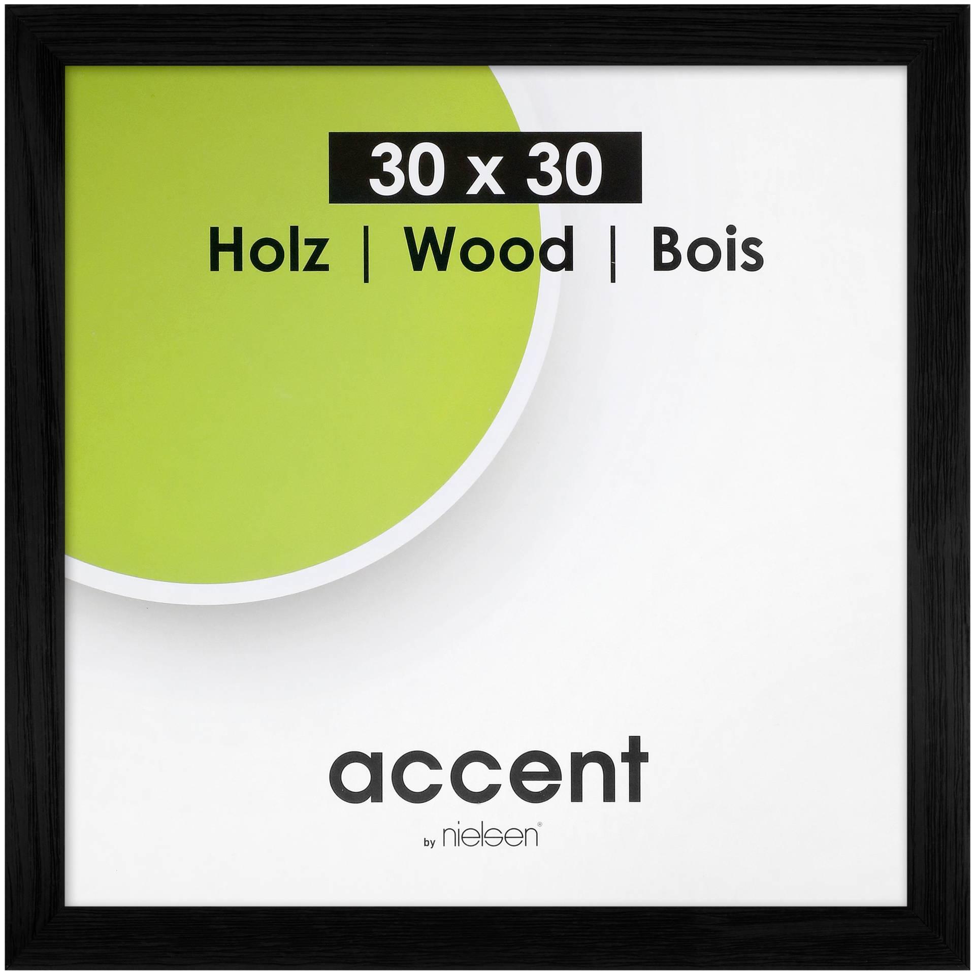 "Nielsen Design""Nielsen Accent Magic 30x30 Holz schwarz 9733004"""