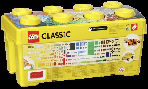 Lego Lego Classic 10696 Mittelgroße Bausteine Box Lego Toys