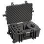"""B&w International""""B&W Copter Case Type 6700/B schwarz mit DJI Phantom 3 Inlay"""""""