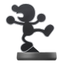 "Nintendo""amiibo Smash Mr. Game & Watch #45 Figur [DE-Version]"""