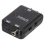 "Star Audio D/ A-converter Usb-power""In-akustik Star Digital Audio Converter Toslink - Cinch"""
