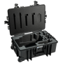 "B&w International""B&W Outdoor Case Type 6700/B schwarz mit DJI Ronin M Inlay"""