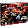 "Hasbro B3172eu4 - Star Wars E7 Chewbacca Bowcaster""Nerf N-Strike Elite Star Wars E7 Chewbacca Bowcaster"""
