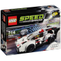 "Speed Audi R18 E Tron Quattro""Speed Champions 75872 Audi R18 e-tron quattro"""