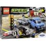 "LEGO ""Speed Champions 75875 Ford F-150 Raptor & Ford Model A HR"""
