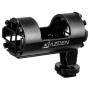"""Azden""""SMH-1 Mikrofon Halterung für SGM-2X / SGM-1000"""""""