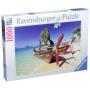 "Ravensburger 194773 - Phra Nang Beach Puzzle""Phra Nang Beach, Krabi, Thailand 1000 Teile"""