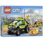 "LEGO City Vulkan-forschun""[toy] City - Volcano Exploration Truck"""