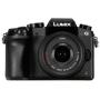 "Panasonic""Lumix DMC-G70 Kit schwarz + H-FS 14-42"""