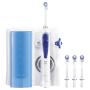 """Braun""""Oral-B OxyJet Reinigungssystem - Munddusche weiß-blau"""""""