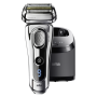 "Braun ""Series 9 - 9295cc Wet & Dry Rasierer chrom"""
