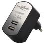 "Ansmann""High Speed USB Ladegerät 2.4A 2xUSB Port 1001-0031"""