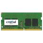 "Crucial""4GB DDR4 2400 MT/s SODIMM 260pin SR x8 unbuffered"""