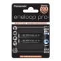 "Eneloop""1x2 Panasonic Eneloop Pro Micro AAA 930 mAh"""