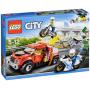"""LEGO""""City 60137 Abschleppwagen auf Abwegen"""""""